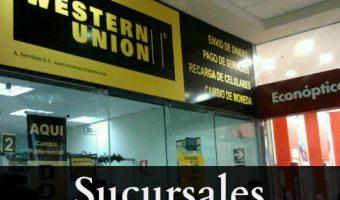 Western Union en Cineguilla Lima