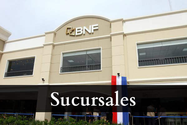 BNF Banco Nacional de Fomento Paraguay