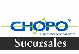 Laboratorios Chopo San Luis Potosi