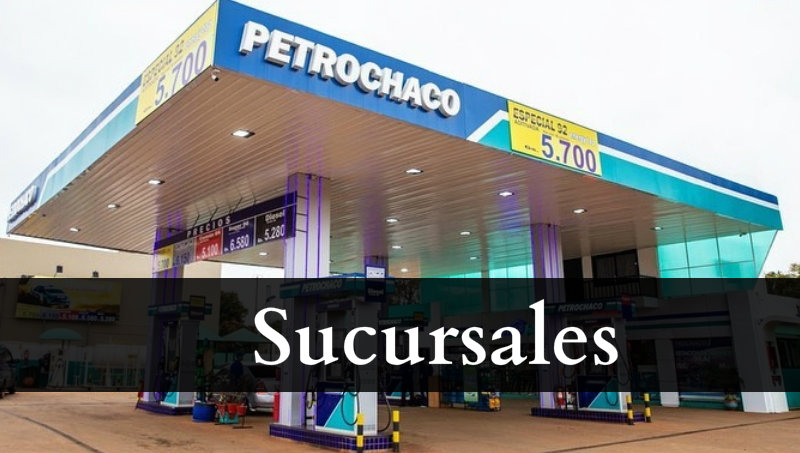 Petrochaco paraguay
