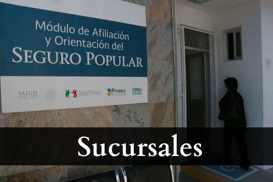 Seguro Popular Puebla