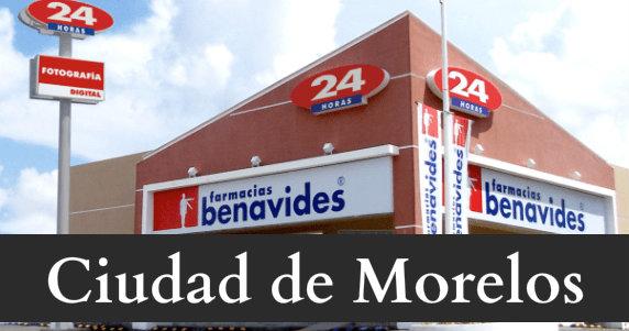 Farmacias Benavides en Ciudad de Morelos