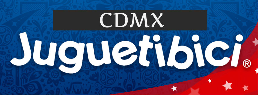 Juguetibici en CDMX