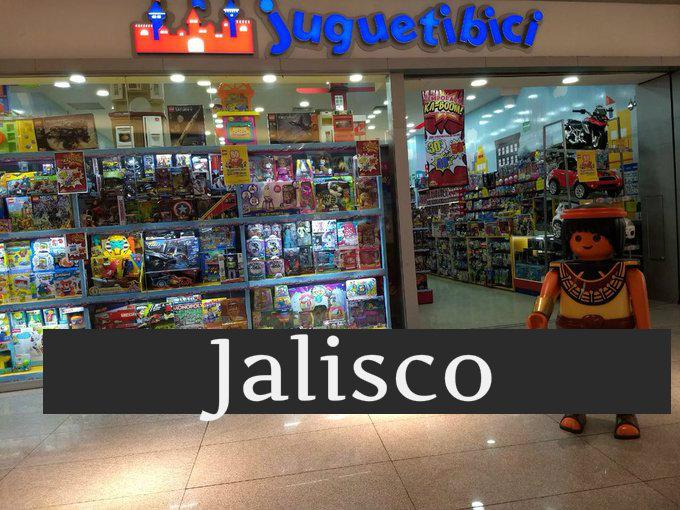 Juguetibici en Jalisco