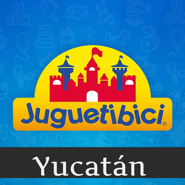 Juguetibici en Yucatán
