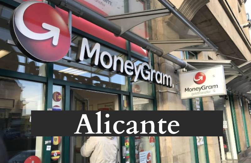 MoneyGram en Alicante (España)
