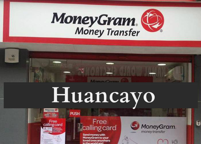 MoneyGram en Huancayo - Peru
