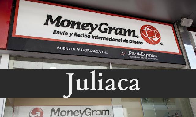 MoneyGram en Juliaca - Peru