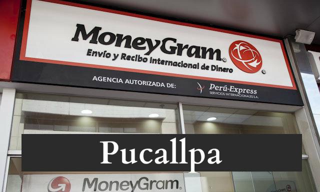 MoneyGram en Pucallpa - Peru
