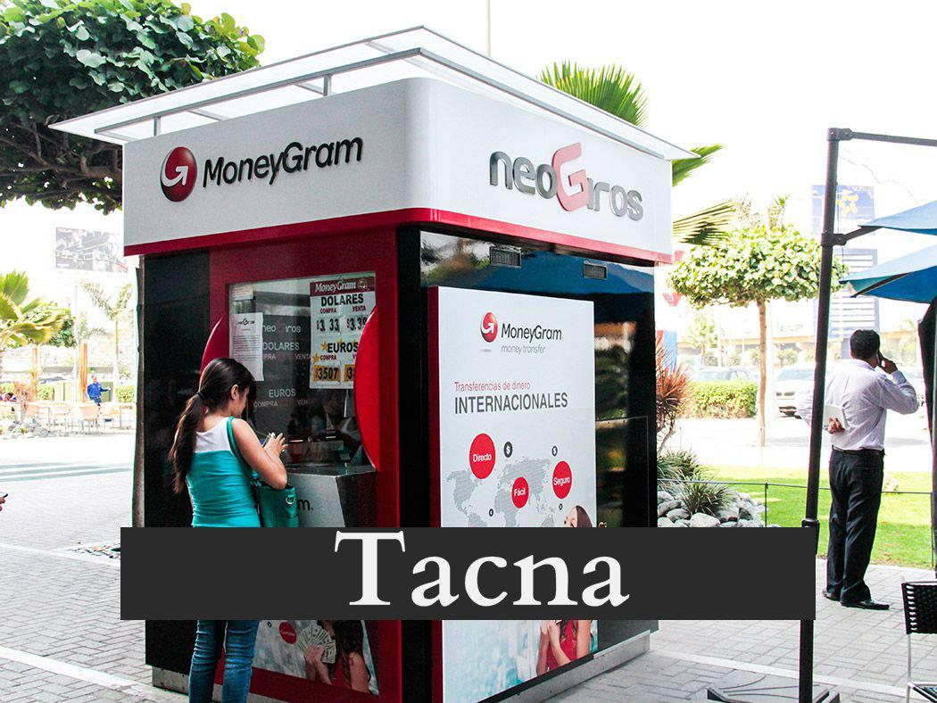 MoneyGram en Tacna - Peru