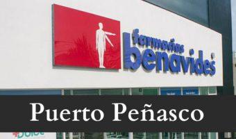 Farmacias Benavides en Puerto Peñasco