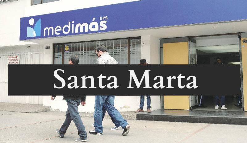 Medimás en Santa Marta