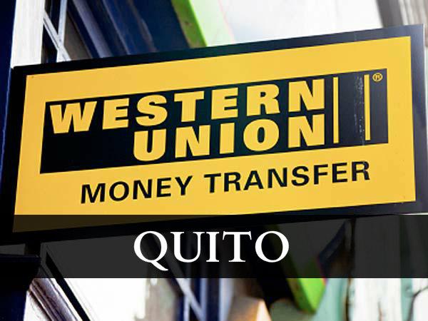 Western union Quito