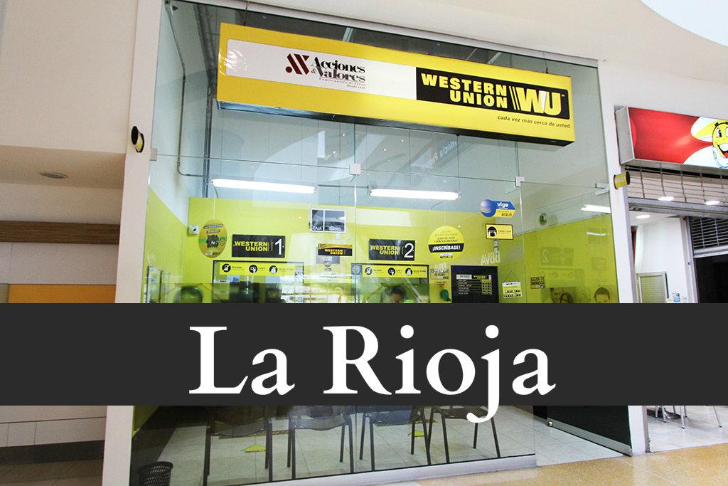 Western Union en La Rioja