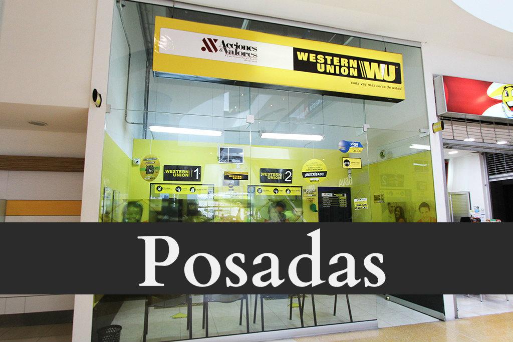 Western Union en Posadas