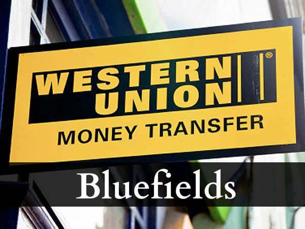 Western union Bluefields