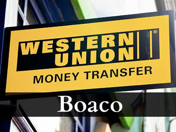 Western union Boaco