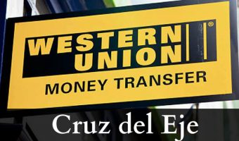 Western union Cruz del Eje