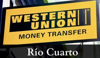 Western union Deprisa Río Cuarto