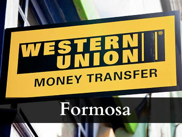 Western union Formosa