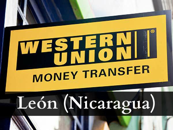 Western union León (Nicaragua)