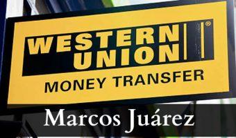 Western union Marcos Juárez