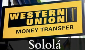 Western union Sololá