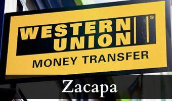 Western union Zacapa