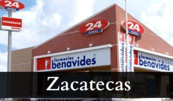 Farmacias benavides Zacatecas