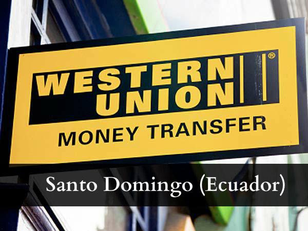 Western union Santo Domingo (Ecuador)