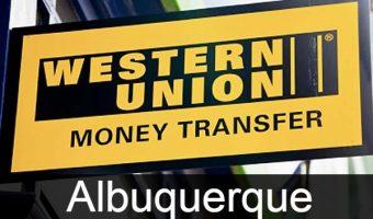 Western union Albuquerque