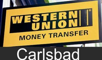 western union en Carlsbad
