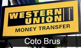Western union Coto Brus