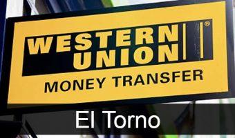 Western union El Torno