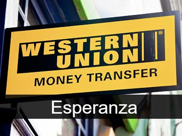 Western union Esperanza
