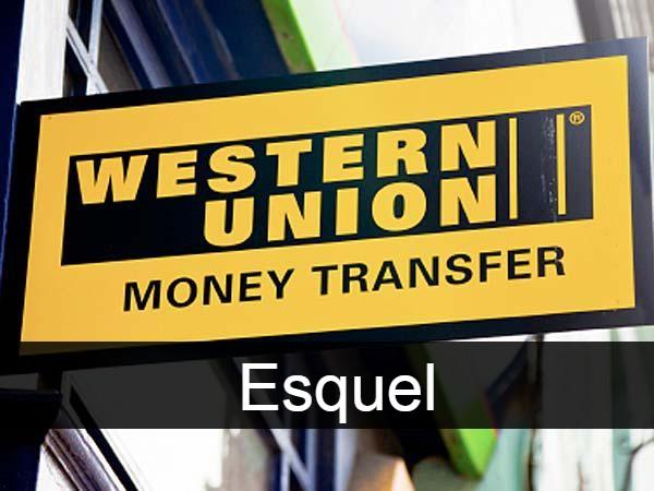 Western union Esquel