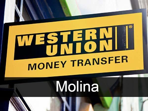 Western union Molina