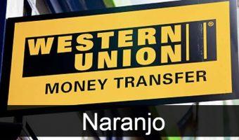 Western union Naranjo