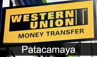 Western union Patacamaya