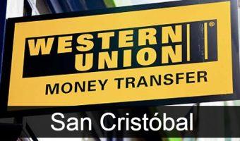 Western union San Cristóbal