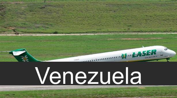 laser en Venezuela