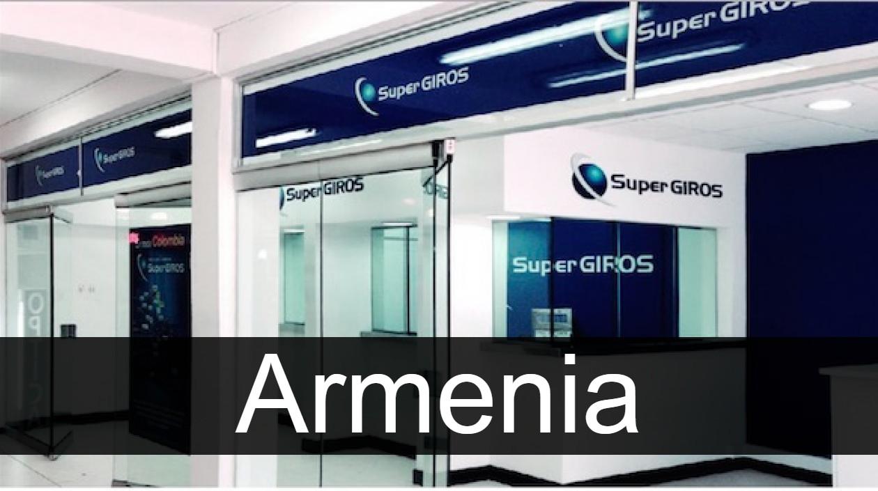 supergiros en Armenia