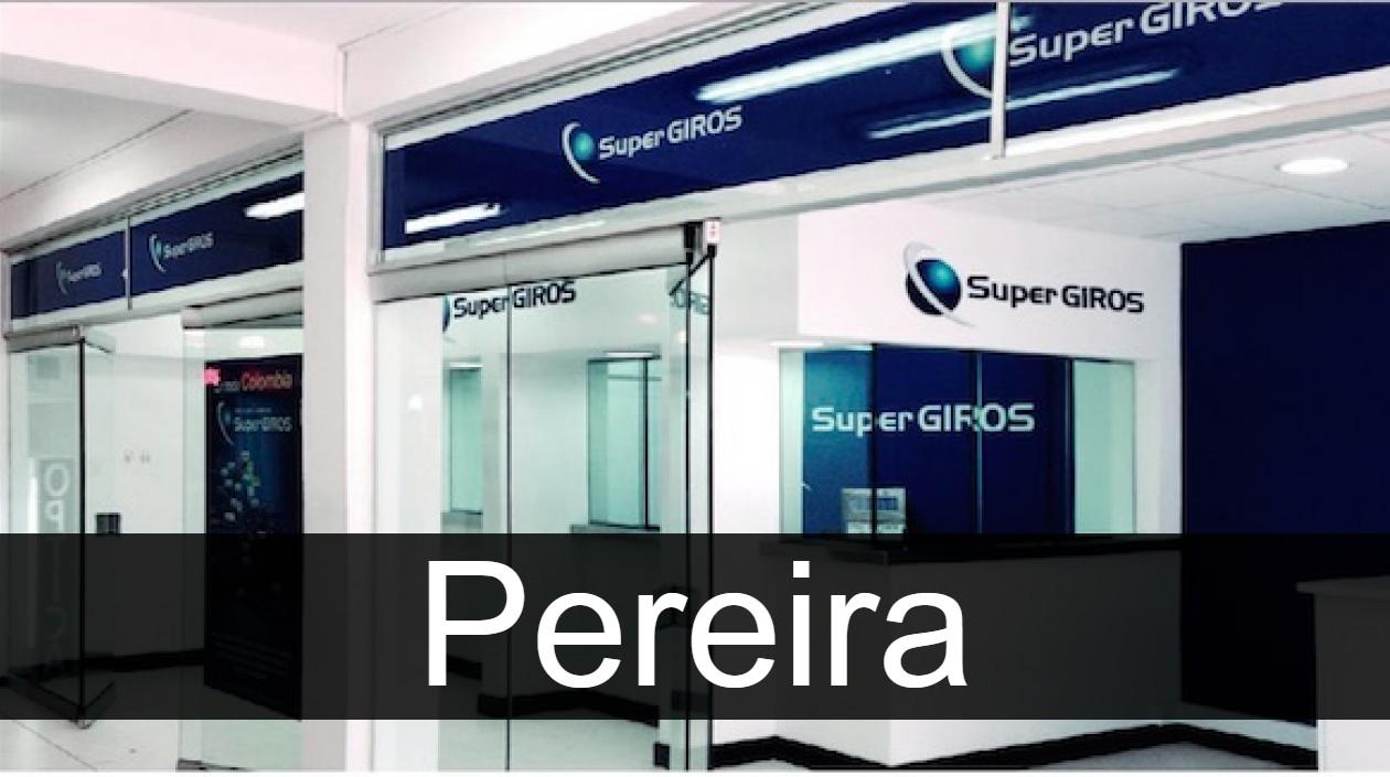 supergiros en Pereira