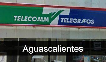 telecomm Aguascalientes