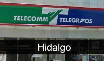 telecomm Hidalgo