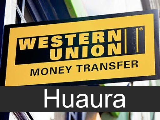 western union en Huaura