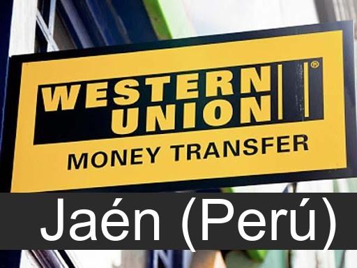 western union en Jaén (Perú)