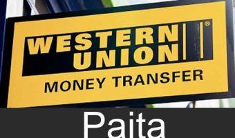 western union en Paita