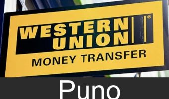 western union en Puno