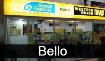 Giros finanzas Bello